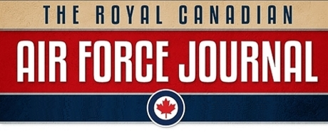 The RCAF Journal Masthead