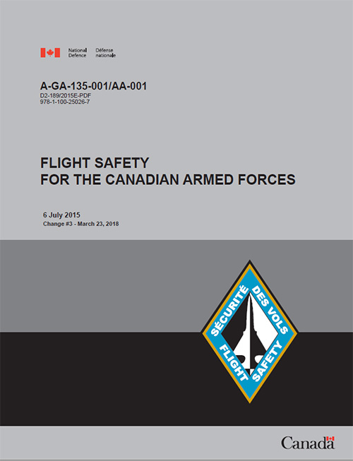 A-GA-135-001/AA-001 Cover page