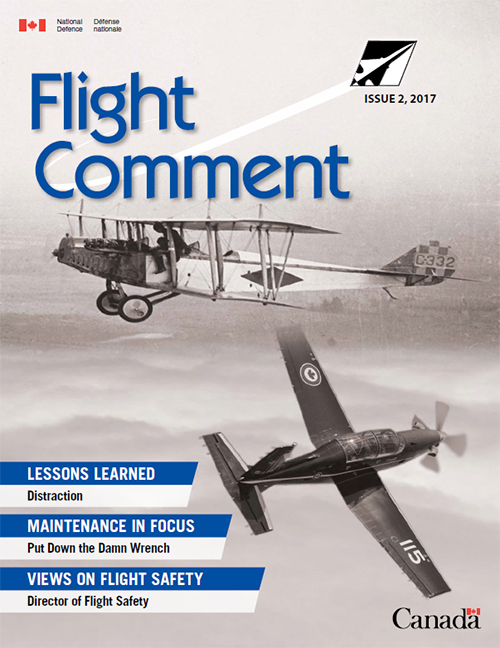 Flight Comment Issue 2, 2017 Cover page