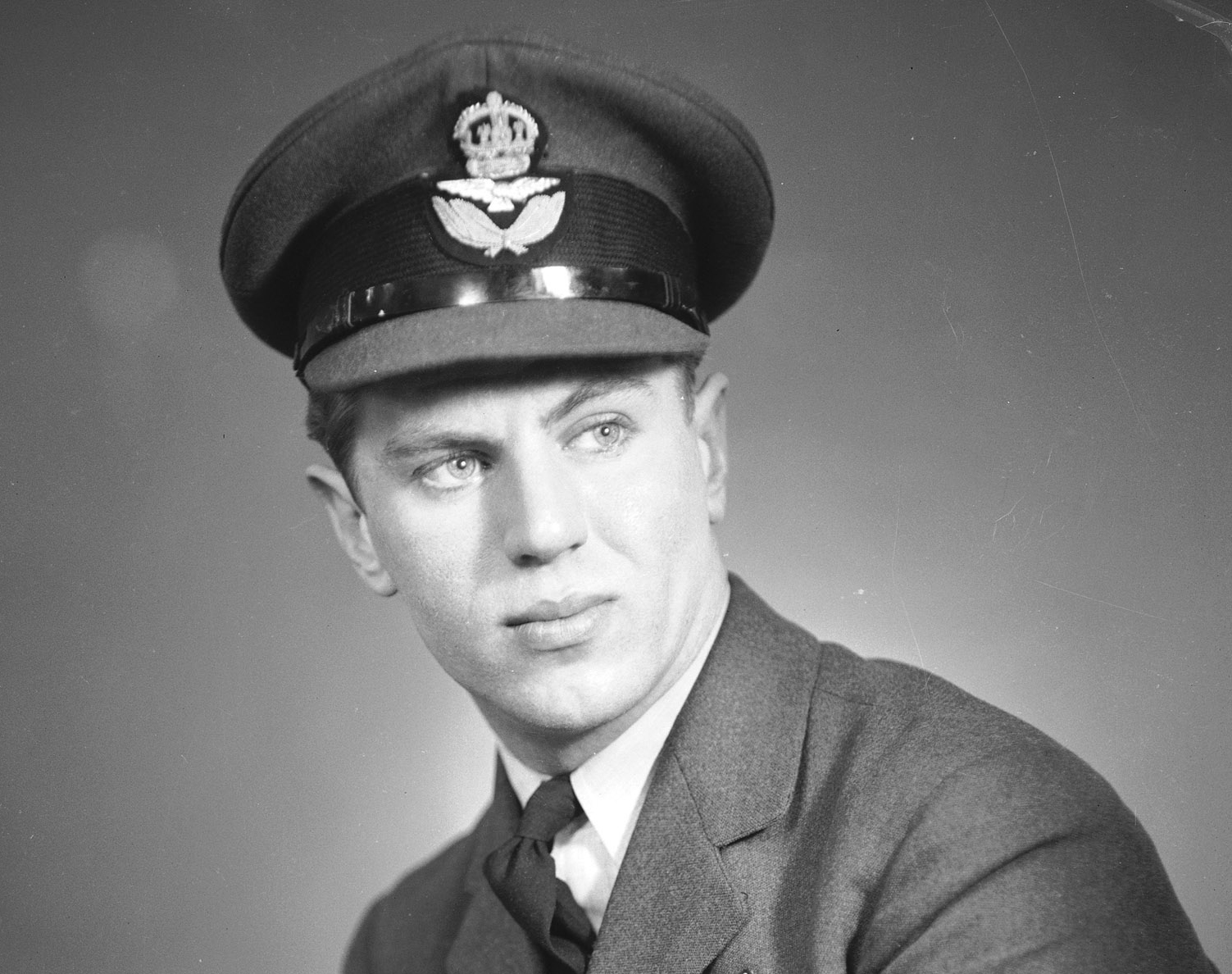 "Flight Lieutenant Frederick George Beurling was in his career alternately called ""Buzz"" and ""Screwball"" by his colleagues, whose business it was to kill German airmen using the most sophisticated weapon of the time, the Supermarine Spitfire. Of all the Canadians who engaged in this grim business, Beurling was the most accomplished. PHOTO: DND Archives, PL-14939"