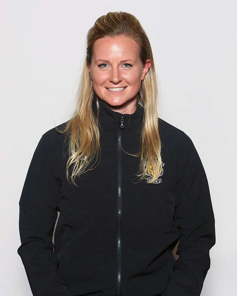 Dalhousie University, Nova Scotia, medical student Captain Stephanie Dennis. PHOTO: Dalhousie Athletics