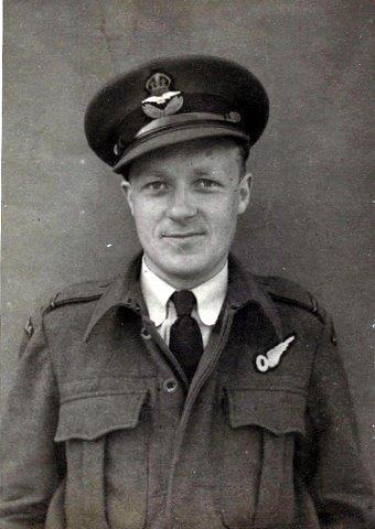 Flight Lieutenant John Colwell kept a meticulous diary while he was a prisoner at Stalag Luft III from April 1943 to May 1944. PHOTO: Courtesy Comox Air Force Museum