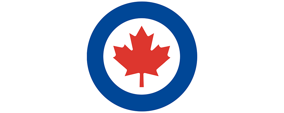 slide - The RCAF roundel