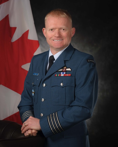 Colonel Brendan Cook