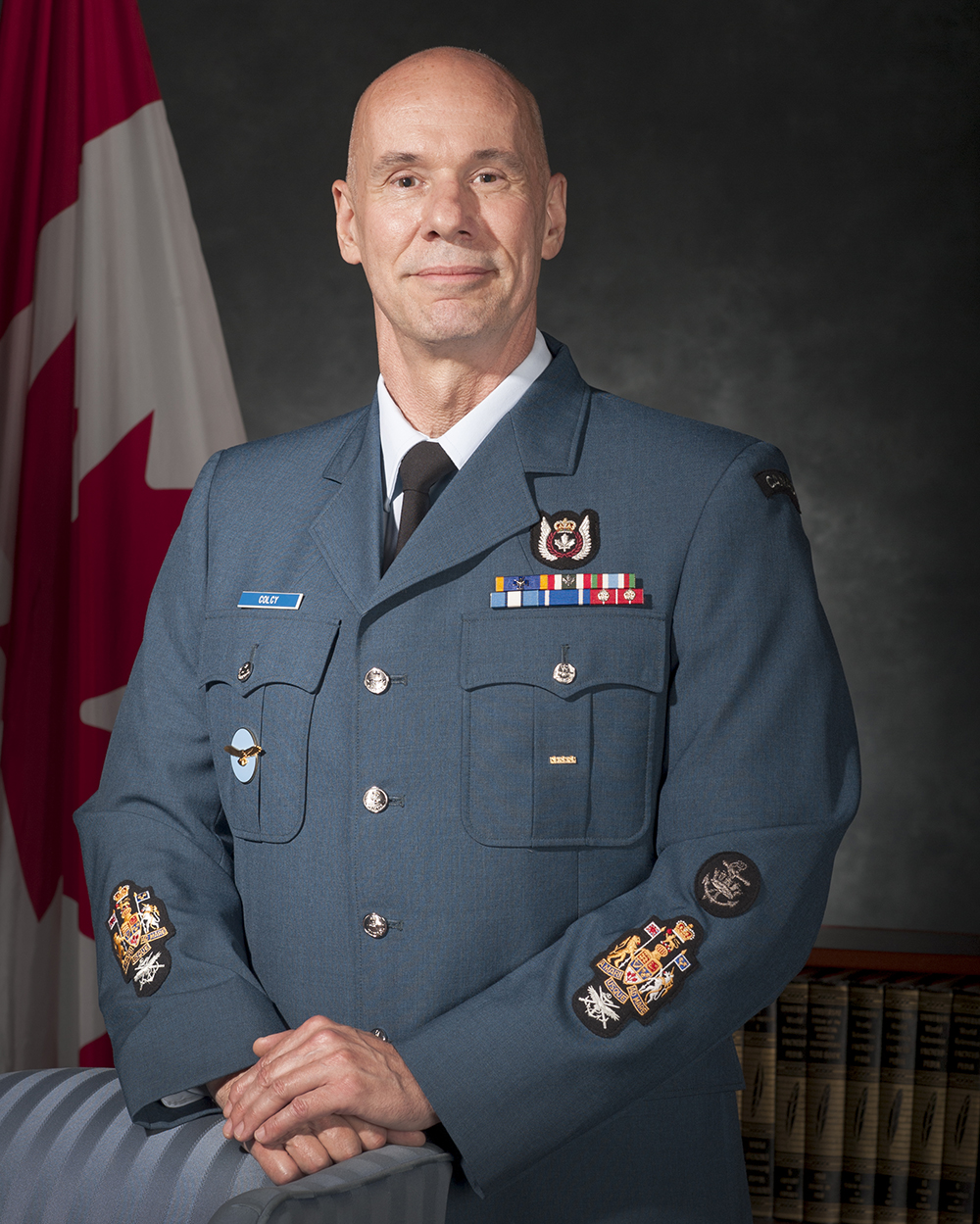 Chief Warrant Officer Kevin D. Colcy