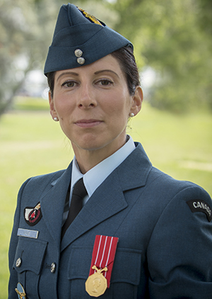 Major Véronique Gagné