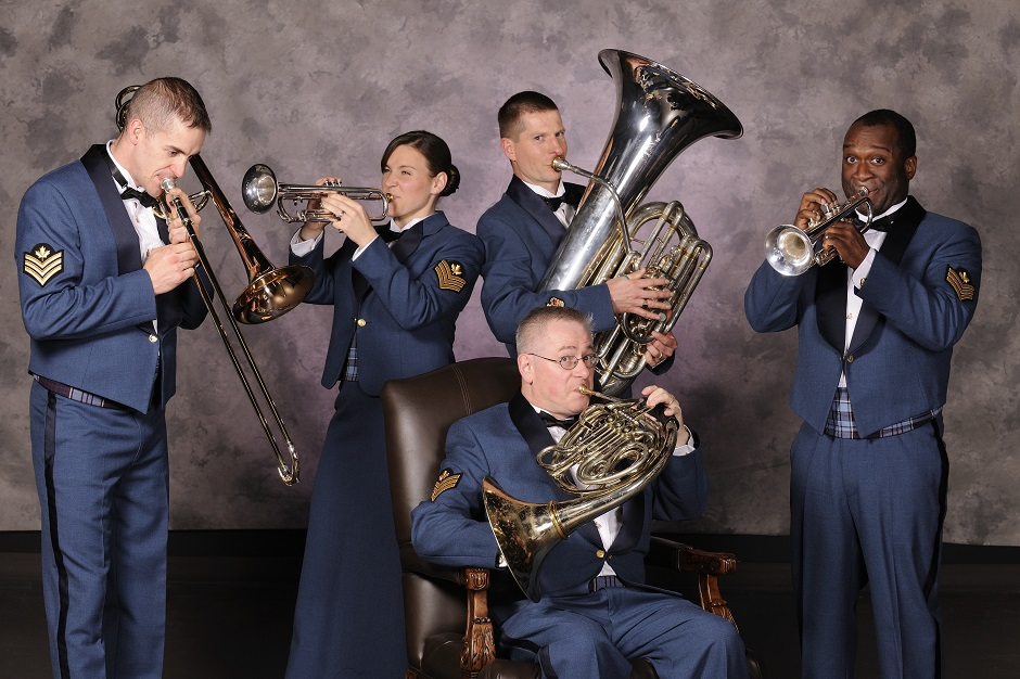 Slide - Command Brass Official Photo