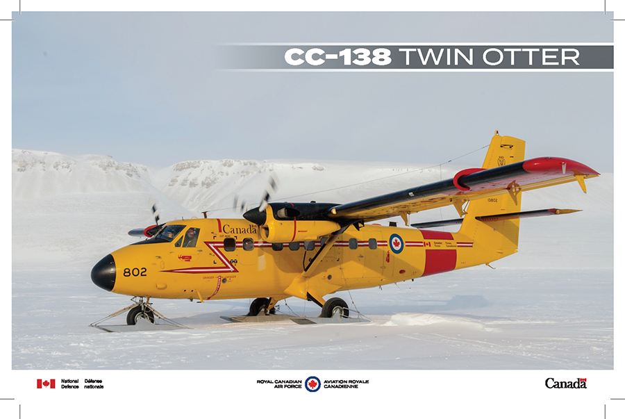 CC-138 Twin Otter fact sheet image