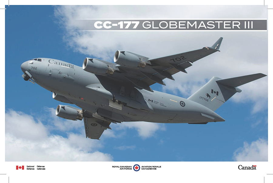 CC-177 Globemaster III fact sheet image
