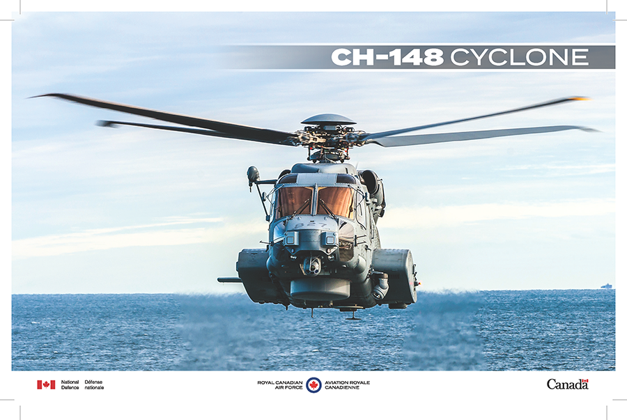 CH-148 Cyclone fact sheet image