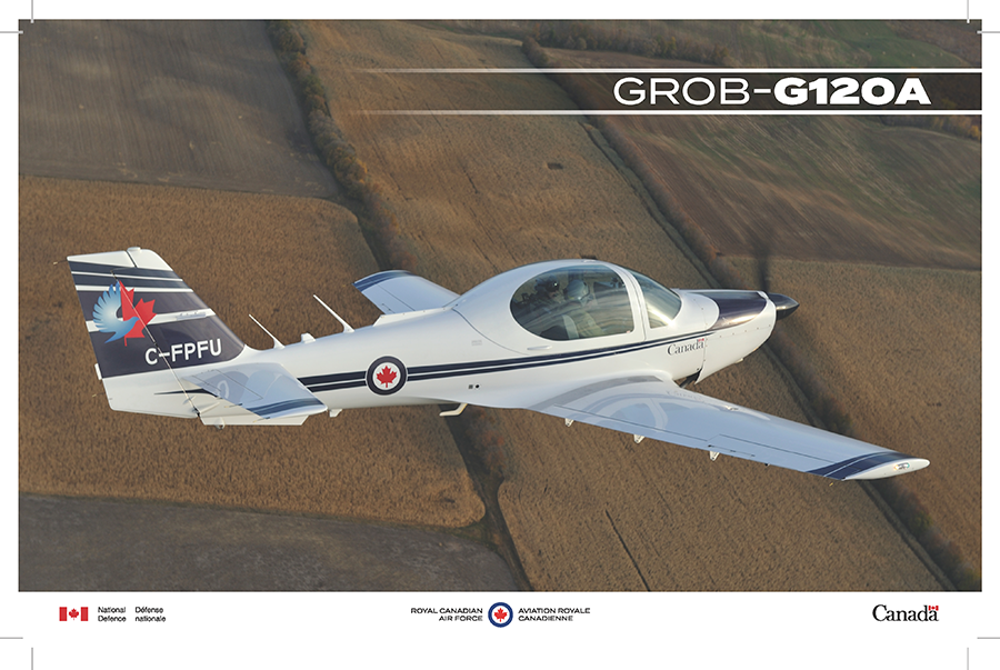 Grob-G120A fact sheet image