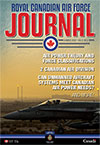 Cover of RCAF Journal - SUMMER 2016 - Volume 5, Issue 3