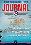 Cover of RCAF Journal - WINTER 2017 - Volume 6, Issue 1