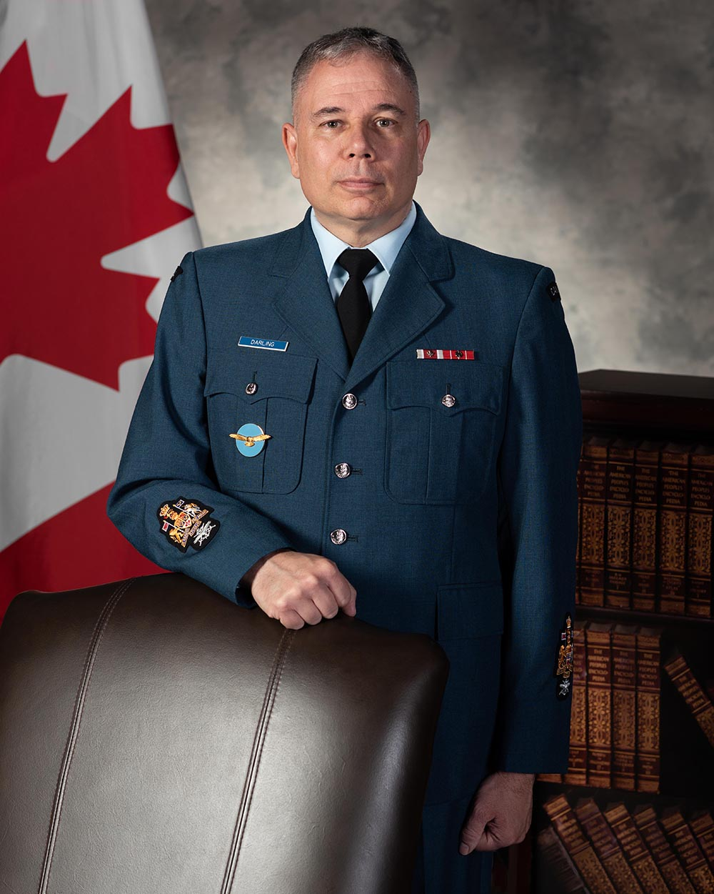 Chief Warrant Lee Darling
